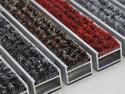 Aluminum Entrance Mat-Lcolor